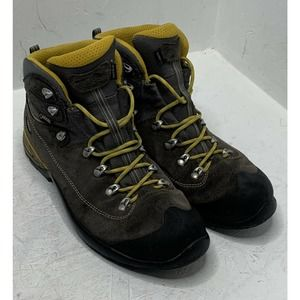 ASOLO Ladies Suede Anti Shock Hiking Boots 7.5